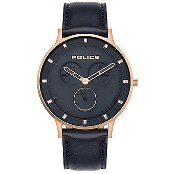 Mens Watch המשטרה PL15968JSR.03, קוורץ, 42mm, 3ATM