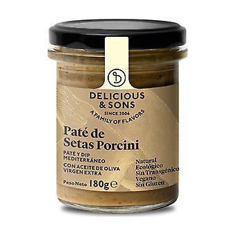 Organic Porcini Mushroom Pate 180 g