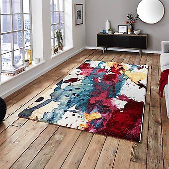 Sunrise meerkleurig tapijten 9349A