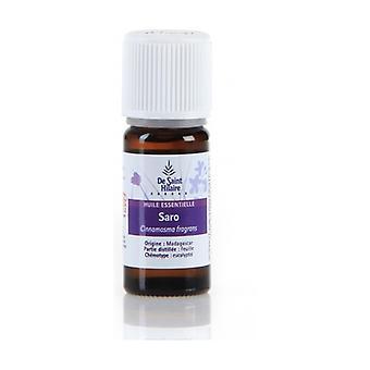 Saro Organic Essential Oil 10 ml of essential oil
