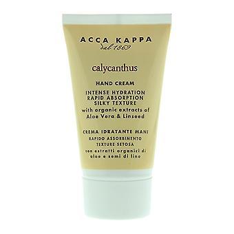 Acca Kappa Calycanthus Hand Cream 75ml