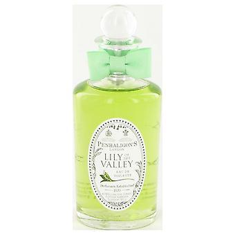 Lily Of The Valley (penhaligon's) Eau De Toilette Spray (Tester) By Penhaligon's 3.4 oz Eau De Toilette Spray