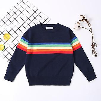 ベビーニットセーター、ベビードレス韓国の兄弟衣装セーター
