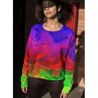 Gelatine sublimation sweatshirt