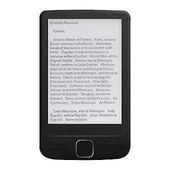 Vodool bk4304 ebook reader 4.3 inch oed eink screen digital smart ebook reader 4g/8g/16g multifunction electronic book hot sale