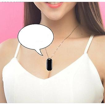Necklace Style Voice Recorder