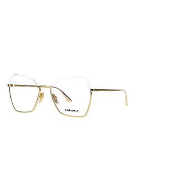 Gafas Balenciaga BB0142O 002 Gold
