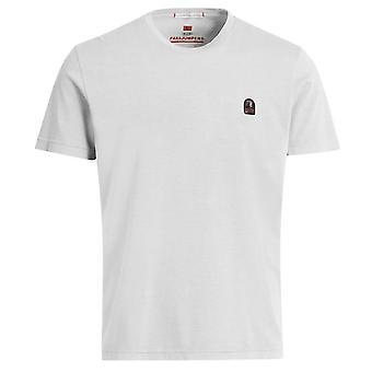 Parajumpers Patch Tee Logo White T-shirt