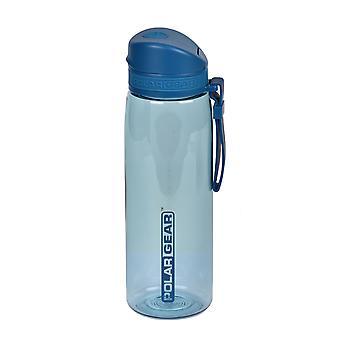 Polar Gear Flip Cap Tritan Bottle, Scandi Blue