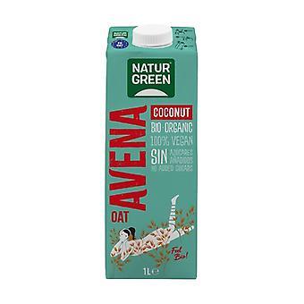 Økologisk havre og kokos drik 1 L