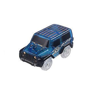 Led lyser op Elektrisk Mini Race Bil, Lastbil, Magic Track Kids Legetøj, Kids,,