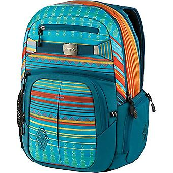 Nitro Snowboards 2018 Casual Backpack, 52 cm, 37 liters, Multicolored (Canyon)