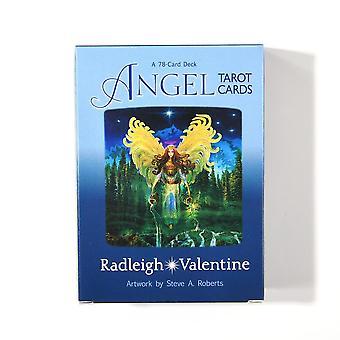 78PCS Angel Tarot Card Box Set Deck Table Board Cards Spel för fest| Gags & Praktiska skämt