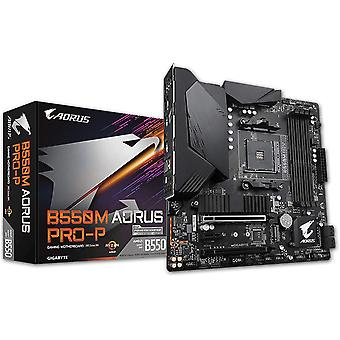 Gigabyte B550M AORUS PRO-P (rev. 1.0) AMD B550 Sockel AM4 micro ATX