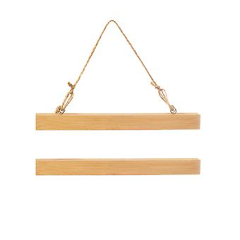 Sass & Belle Bambus Mini Plakat Bøjle