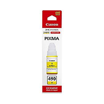 Canon 0666C001 Standard Original Inkjet Cartridges - Yellow