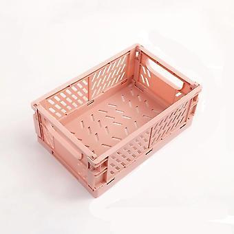 折りたたみ式プラスチック高貯蔵バスケット(文房具学校用)