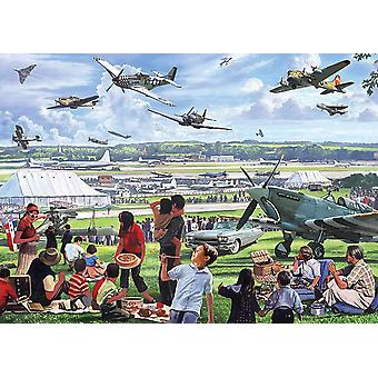 Otter House Air Show Jigsaw Puzzle (1000 Pieces)