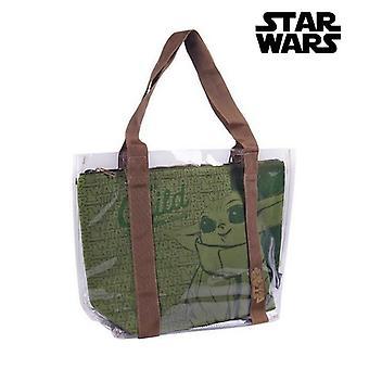 Bag The Mandalorian Handles Green