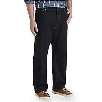 Essentials Miesten standardin Big & Tall Relaxed Stretch Jean fit-käyttöinen tekijä on DXL
