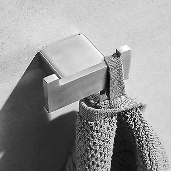 Harjattu kylpyhuone laitteisto pyyheteline pyyhe baari paperi kangas koukku saippuaverkko| Kylpylaitteistot