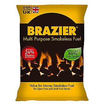 Brazier Multi Purpose Smokeless drivstoff 20KG