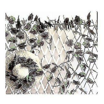 2m keinotekoinen creeper rottinki, ivy sisustus viiniköynnös, hääjuhla sisustus (rypäleen lehdet)