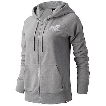 New Balance Hoodie WJ03530AG universal all year women sweatshirts