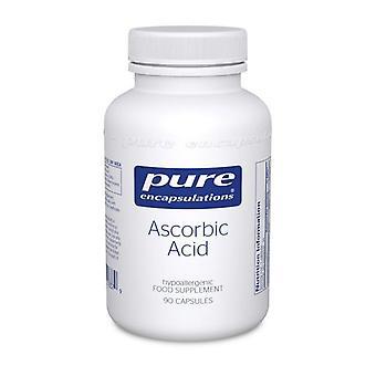 Pure Encapsulations Ascorbic Acid Capsules 90 (A12UK)