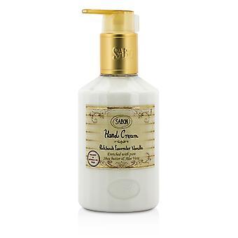 Sabon Hand Cream - Patchouli Lavender Vanilla 200ml/7oz