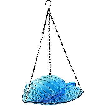 Hengende fuglebad utendørs permisjonsmønster