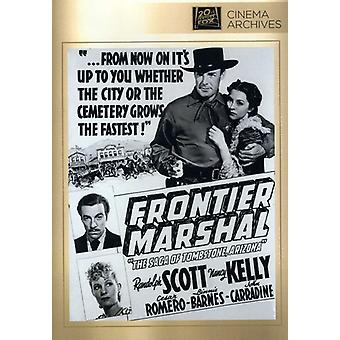 Frontier Marshall [DVD] USA importieren