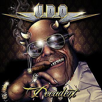 U.d.o. - decadente [CD] USA importare