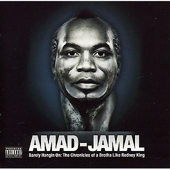 Amad - Barley Hanging on...the Chronicles of a Brother Li [CD] USA import