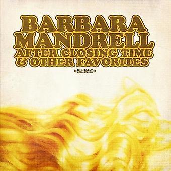 Barbara Mandrell - na sluitingstijd & andere favorieten [CD] USA import