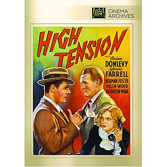 High Tension [DVD] USA import