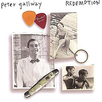 Peter Gallway - Redemption [CD] USA import