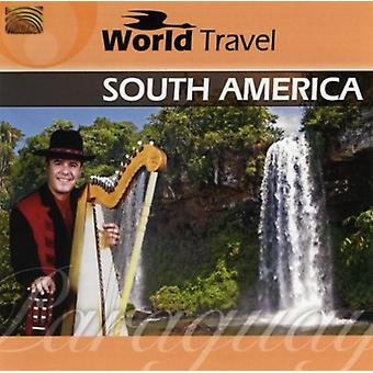 Oscar Benito - World Travel: importación de Estados Unidos de América del sur Paraguay [CD]
