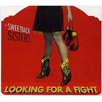 Sweetback Sisters - Looking for a Fight [CD] USA import
