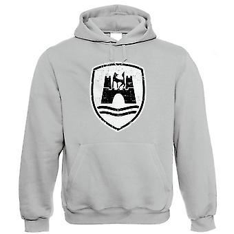 Wolfsburg Classic, Unisex camper hoodie