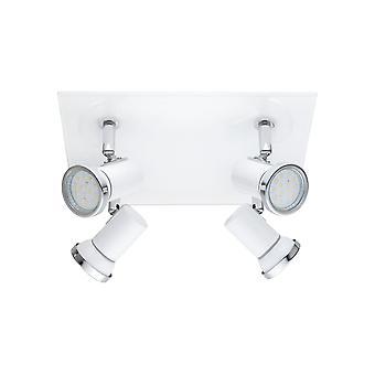 Eglo AMARA modernen weißen Scheinwerfer