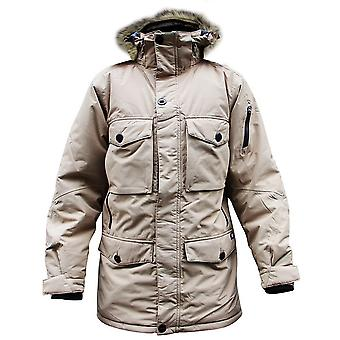Dickies Salt Lake Parker Jacke khaki