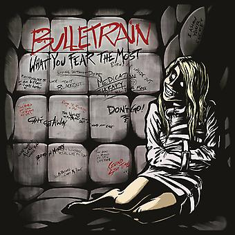 Bulletrain - What You Fear the Most [CD] USA import