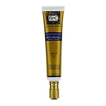 Roc Retinol Correxion Deep Wrinkle Night Cream - 30ml/1oz