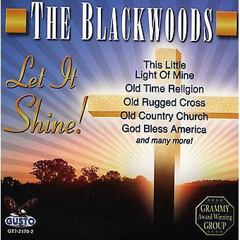 Blackwoods - Let It Shine [CD] USA import