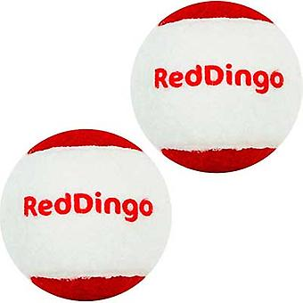 Red Dingo Rocketball balls for dogs (Dogs , Toys & Sport , Balls)
