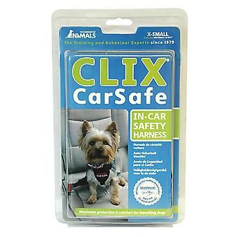 CLIX Dog CAR SAFE Harness Extra Small