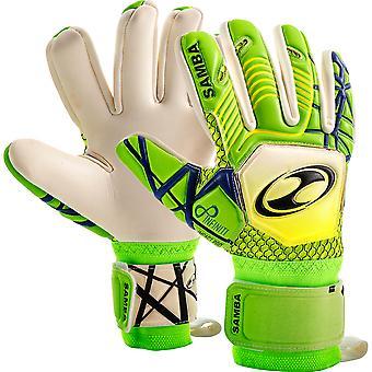 Samba Infiniti Impact Pro Negative Goalkeeper Gloves Size