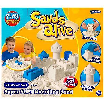 Sands i live Starter sæt