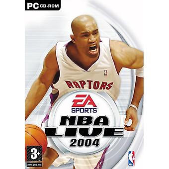 NBA Live 2004 (PC)-fabriek verzegeld